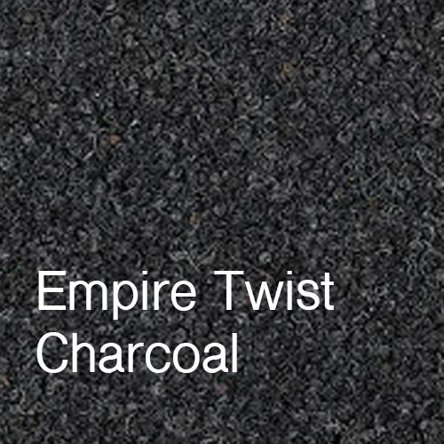 Empire Twist Charcoal