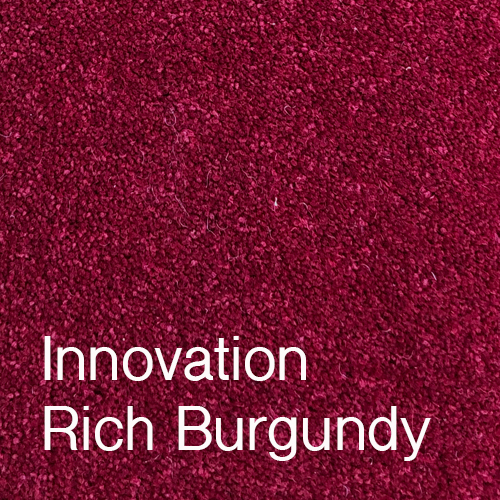 Innovation Rich Burgundy