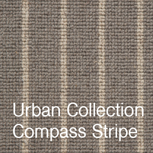 Urban Collection Compass Stripe