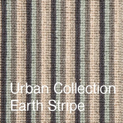Urban Collection Earth Stripe