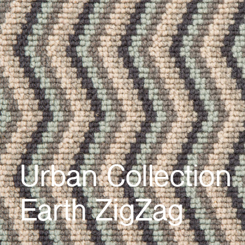 Urban Collection Earth ZigZag