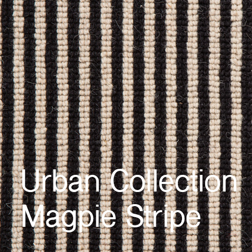 Urban Collection Magpie Stripe