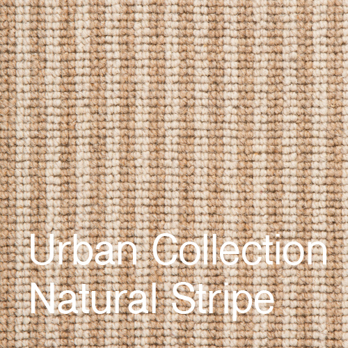 Urban Collection Natural Stripe